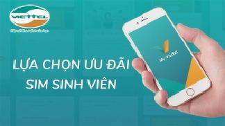 Hướng dẫn cách đăng ký 4G Viettel sinh viên nhanh nhất