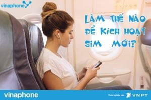 Các kích hoạt sim trả trước Mobifone tiện ích cho khách hàng