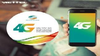Bật mí cho bạn cách đăng ký 4G Viettel đơn giản nhất