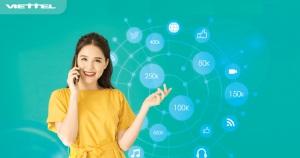Có rất nhiều gói đăng ký 4G Viettel theo tháng cho bạn lựa chọn