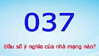 Đầu số 0372 của nhà mạng gì? Ý nghĩa của đầu số 0372